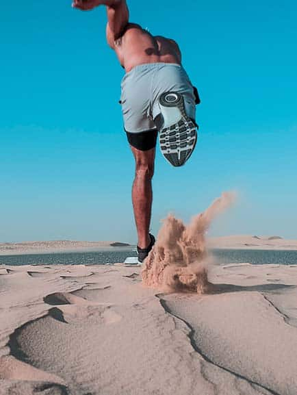 runners allenamento