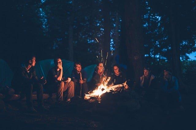 campeggio socialità