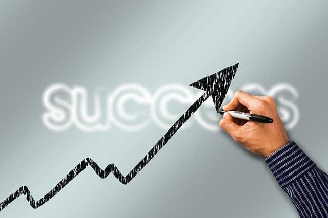 scalata al successo