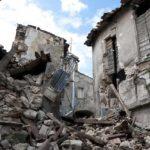 Il trauma del terremoto