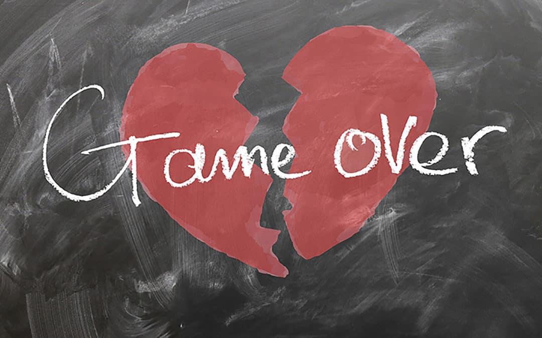 La vostra storia d'amore è finita?