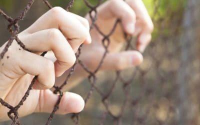 Crescere in un carcere di massima sicurezza