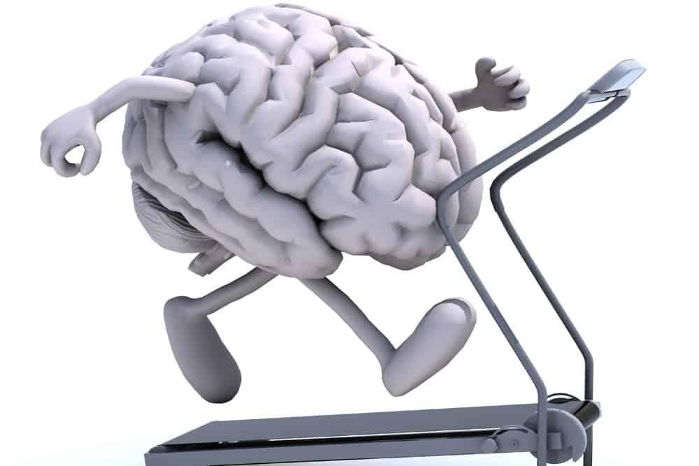 Cervello sotto sforzo